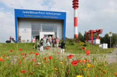 JadeWeserPort Info-Center